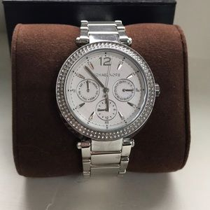 BRAND NEW! WITH TAGS! MICHAEL KORS WATCH!!